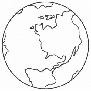 Earth Clipart Coloring Page Pencil And In Color Earth Clipart Coloring Page