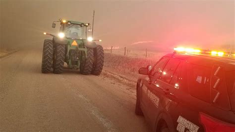 Grass fire burns long swath in Webster, Nuckolls Counties