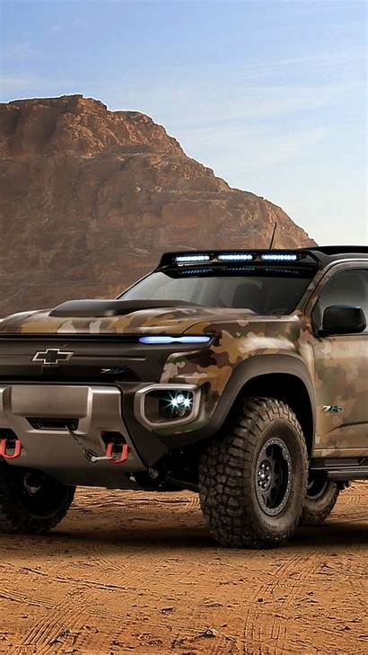 Colorado Electric Vehicle Army Zh2 Military Chevrolet