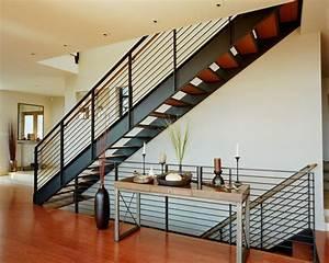 Metal Stair Railing Design Ideas  U0026 Remodel Pictures