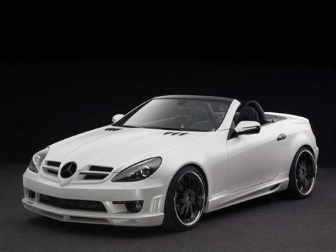 mercedes slk r171 tuning piecha design mercedes slk r171 performance rs edition the world of