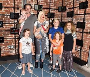 Tori Spelling and All 5 of Her Kids Share Sweet Family Day ...
