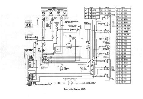66 67 dodge charger wiring