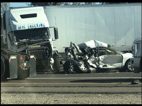 horrific fatal car crash  interstate  phoenix az april
