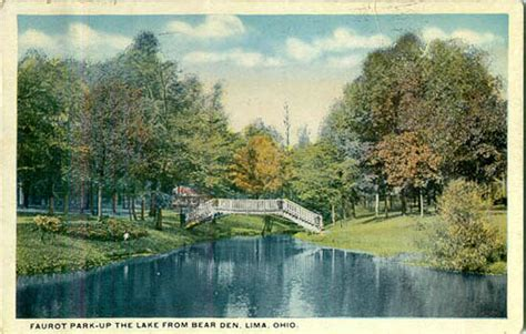 Penny Postcards from Allen County Ohio