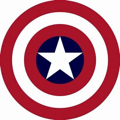 Shield Captain America Svg Marvel Logos Superhero