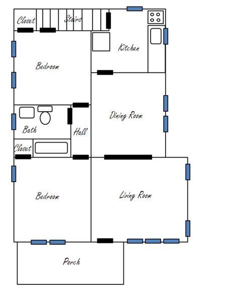 images of floor plans floor plan ittybittybungalow