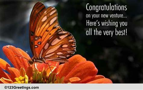 congratulations    venture  business workplace ecards