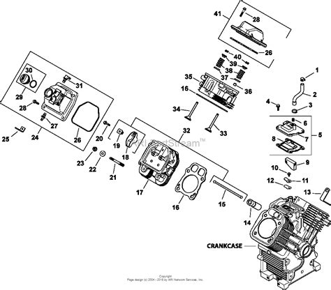 17 Hp Kohler Engine Diagram by Kohler Ch730 0001 Basic 23 5 Hp 17 5 Kw Parts Diagram