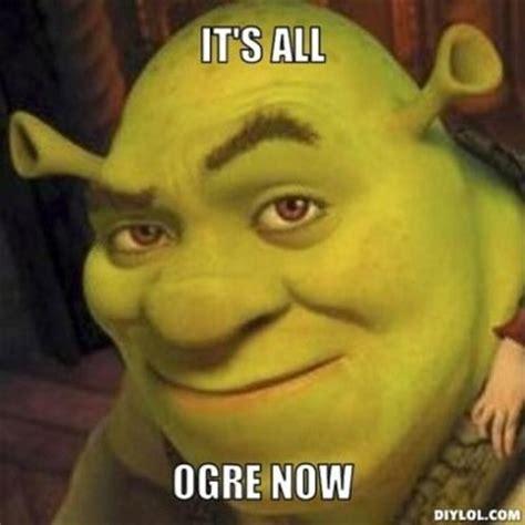 Its All Ogre Now (@itsallogrenow10) Twitter