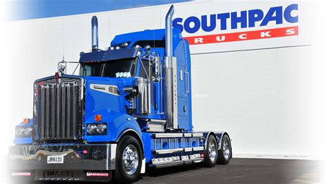kenworth custom parts new truck customisation southpac trucks