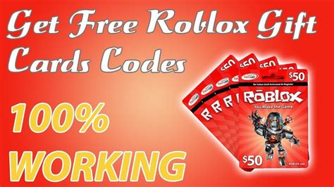 roblox   gift card codes offer   roblox