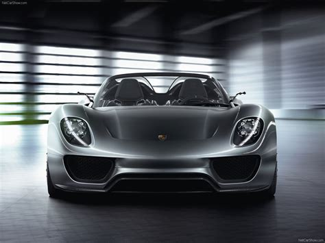Porsche 918 Spyder Concept picture # 13 of 23, Front, MY ...