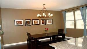 Ideas for dining room walls, painting ideas for dining ...