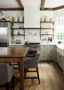 Cuisine de campagne moderne nous seduit avec ces 10 idees for Idee deco cuisine avec magasin meuble rustique