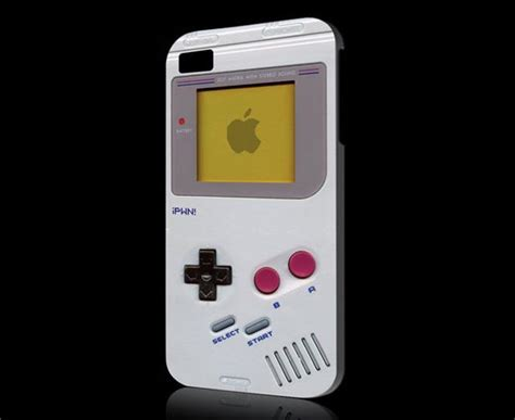 gameboy for iphone ipwn boy iphone 4 gadgetsin