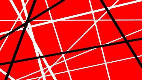 Red with Black   White Stripes by DefLeppardVanHalen on deviantART