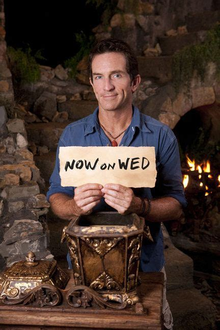 Survivor (2000-2012). CBS. Hosted by Jeff Probst ...