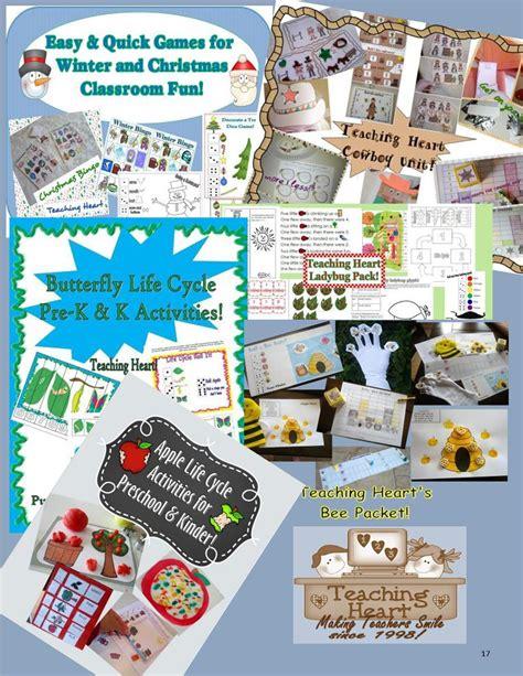 preschool and kindergarten thematic printable learning unit 900   preschoolbundle3