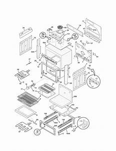 Kenmore 79046783905 Electric Range Parts
