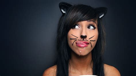 full hd wallpaper face ears whiskers tiger pretty brown