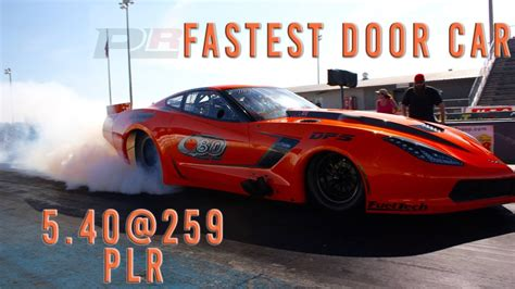 Fastest 4 Door Car by Fastest Door Car In The World 5 40 259mph 1 4 Mile Pdra