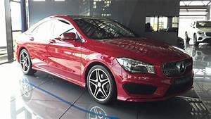 Mercedes Cla 200d : mercedes benz vegar cla 200d amg rojo j piter youtube ~ Melissatoandfro.com Idées de Décoration