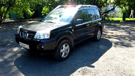 Nissan X Trail Picture by 2005 Nissan X Trail Pictures Information And Specs