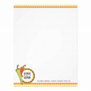 restaurant letterhead zazzle With restaurant letterhead templates free