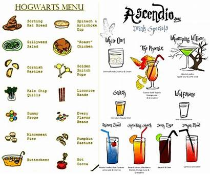 Potter Harry Magical Cocktails Pngkey Automatically Start
