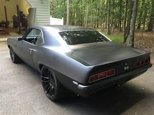 1969 Camaro Rs 383 With Procharger 6 Speed Transmission
