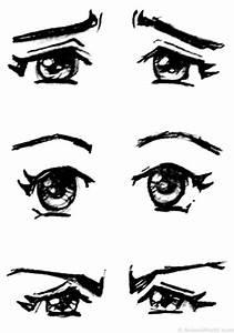 Best Photos of Sad Anime Eyes - Sad Anime Eye Drawings ...