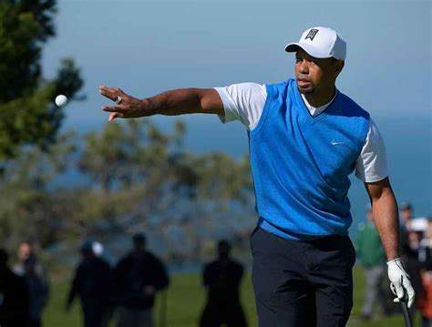 Tiger Woods recently revealed a golf industry TOP SECRET ...