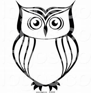 Simple Owl Drawing How To Draw A Cartoon Owl From Word Owl ...