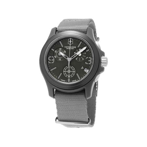 swiss army original chronograph 241532 victorinox touch of modern