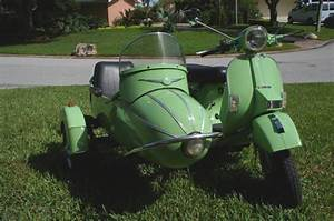Stella Scooter With Side Car