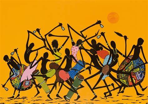 african dance fine art print  timothe kodjo honkou
