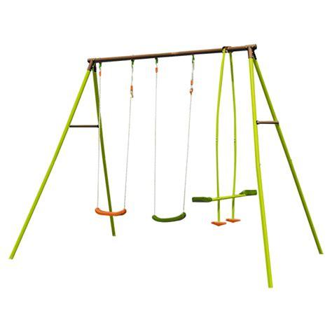 portique acier avec toboggan portique acier soulet king jouet portiques toboggans soulet sport et jeux de plein air