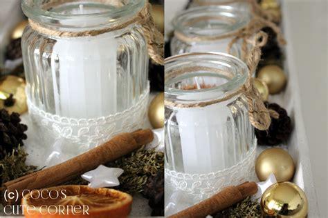 Gläser Für Kerzen by Coco S Corner Adventskranz Die Nicht Klassische