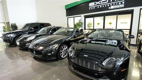 Enterprise Car Rental Of Miami by Enterprise Opens Luxury Car Rental Center In South