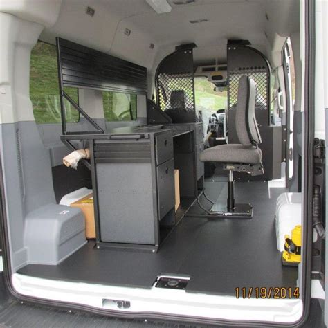 mobile desk for truck 10 best images about ford transit mobile office on