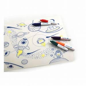 Set De Table Jaune : set de table colorier avec 5 feutres et bracelet super h ros jaune superpetit jeux jouets ~ Teatrodelosmanantiales.com Idées de Décoration