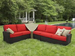 outdoor sectional sofa covers center pieces patio With sectional sofa patio cover