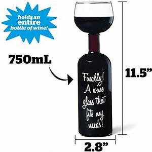 Riesen Glas Wein : 2 x weinflaschen glas 750ml kuriosit ten weinglas riesen ~ A.2002-acura-tl-radio.info Haus und Dekorationen