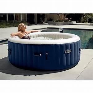 Spa Intex Avis : spa intex pure spa bulles 4 places luxe led blue navy ~ Melissatoandfro.com Idées de Décoration