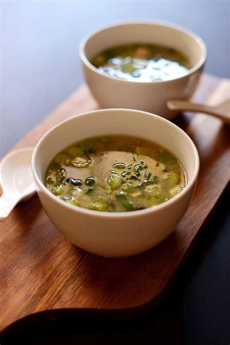recette cuisine japonaise traditionnelle recette soupe miso japonaise un plat facile et plein de