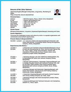 To Write A Resume Breathtaking Facts About Bilingual Resume You Must Know