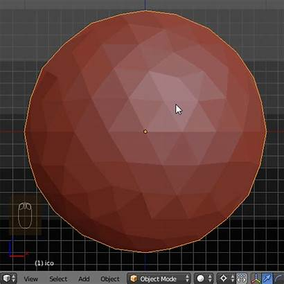 Holes Sphere Blender Carvings Repetitive Around Thickness