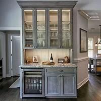 oak kitchen cabinets Cerused Oak Remodel with Custom Cabinets | Walker Woodworking