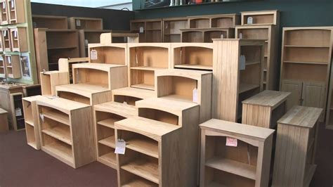 piepers unfinished furniture store  missouri youtube